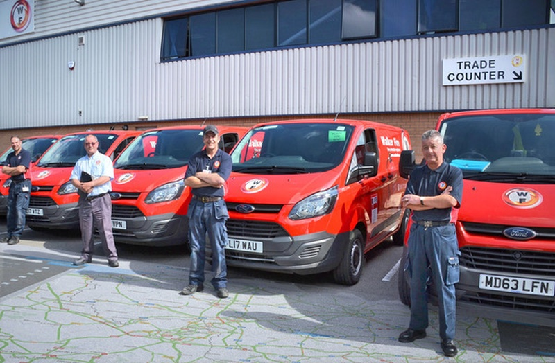 Kinesis Vehicle Tracking Maps Out Savings for Walker Fire