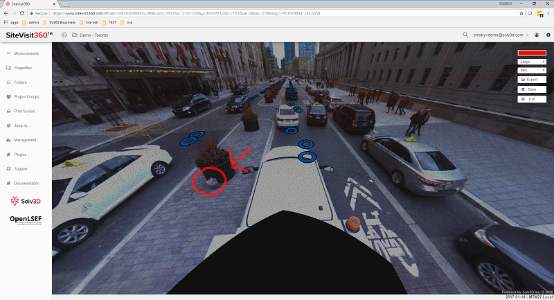 Solv3D Releases New Features within SiteVisit360™ Geospatial