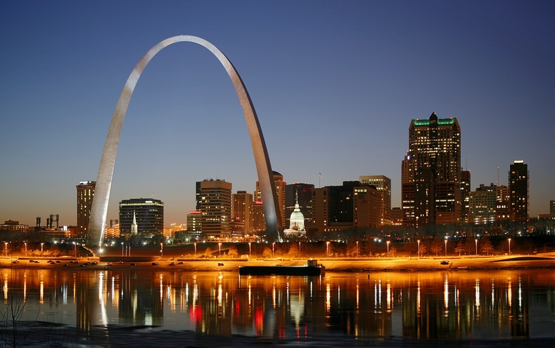 St. Louis Continues to Push Toward the Geospatial Horizon