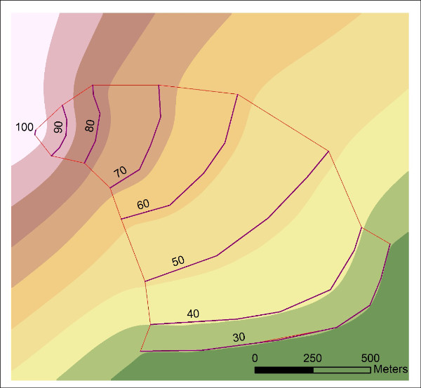 Go Beyond ArcGIS's Standard Slope Tool with Python Customization