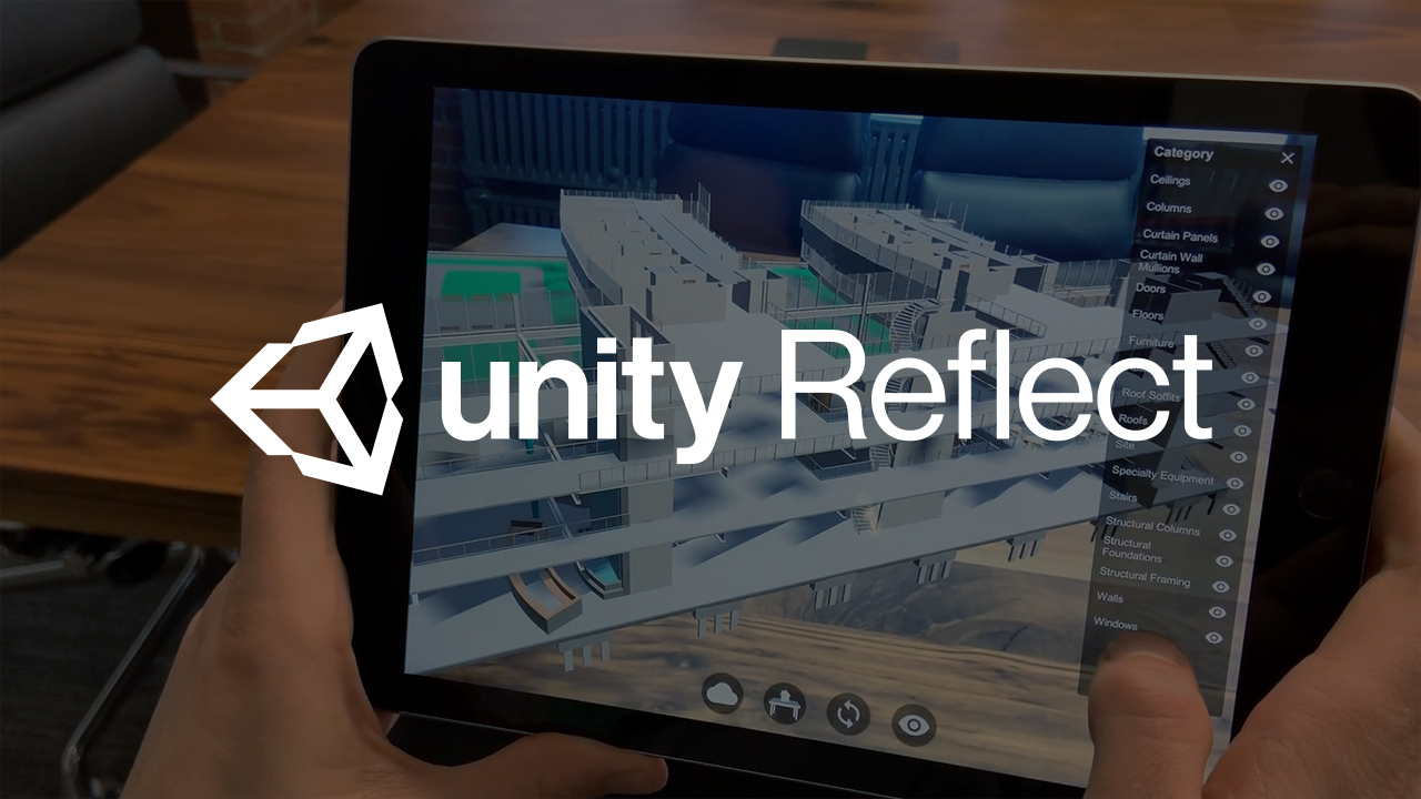 Unity Technologies Announces Unity Reflect – First of Its